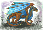 Dragonheart-like Much? (Scaled ver Nr.2) by kxeron