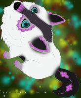 OPEN Point Adopt Female Wolf by Niyra
