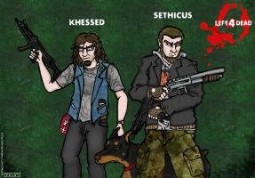 L4D - Brothers by Trollsngoblins