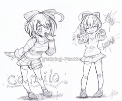 Camila Sketches by Stalking-Pantsu
