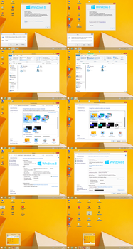 Testing Windows 8.1 RTM Build 9600 by PeterRollar