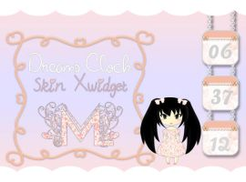 Dreams Clock by Iko-Kawaii