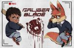 CaliberNBlade Chibis by DNAfused