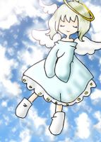 Maadi_Masako-kun, little angel by Maadi
