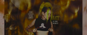 Hate by iCrystals