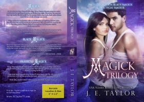 Magick Trilogy by J.E.Taylor by CoraGraphics