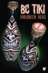 BC TIKI Shrunken Head Postcard by BCcreativity
