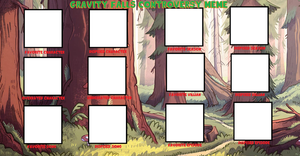 Gravity Falls Controversy Meme Base by Stocking-Star