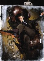 A Tribute: Matt Smith by Kataoi