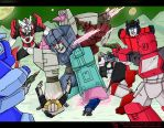 Transformers 30-28, The end of the road by Demonology7789
