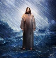 Jesus Crist by Haseo1970