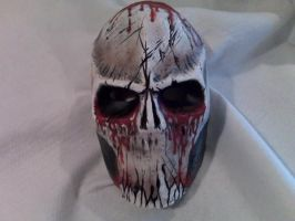 Army of Two Punisher 2 mask by dragostat2