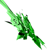 Green Explosion by LightAesthetic
