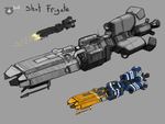 Somtaaw Shot Frigate by Norsehound