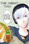 Tako obsessed with Tacos by RinneMei