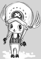 Chopper by IYunaI