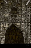 The invisible man by PePaP