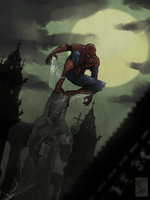 Spidey by Ultrafpc
