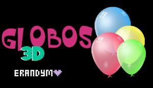 Globos3D_colores8_erandyms by SoCuteMonsterxD