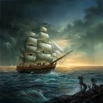 Conquest of the Seven Seas by sandara