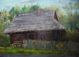 Lovely cottage01 by Asharah89