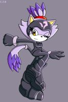 blaze as shade by ASB-Fan