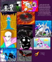 Homestuck - Descend Art by AbortedSlunk