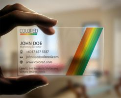 Stripe Business Card by KaixerGroup