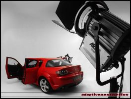 Mazda RX8 Studio by dobedemon