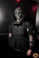 Army of Two Costume by dragostat2