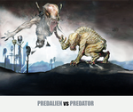ALIENS VS PREDATOR: Evolutions by nelostic