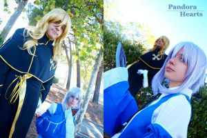 Nightray - Pandora Hearts by Carlos-Sakata
