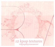 12 kpop png texture @Kpopdayresoucers (3) by Invasionomercy