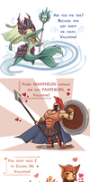 League of Legends Valentine's Day Bundle by Galefaux