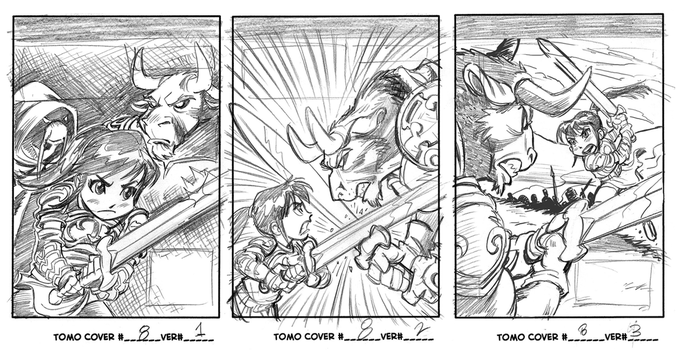 Tomo8_rough cover concepts by tombancroft