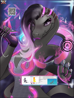 Sombra (Salazzle) by SSPphillipart