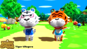 (MMD Model) Tiger Villagers Download by SAB64