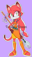 -CLOSED- Sonic Female Cat Adoptable by FantasysDream