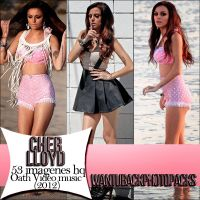 Photopack 111: Cher Lloyd by PerfectPhotopacksHQ