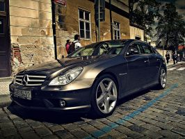 Mercedes CLS II by Csipesz