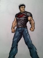 Superboy by PhilipSasko