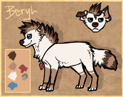 New Beryl quick reference by Kiterrax