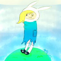 Raggedy Fionna by MultiFlavorPsycho