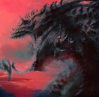 Red Dragon redux by TwoDD