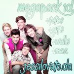 MEGAPACK One Direction by JessiLovato