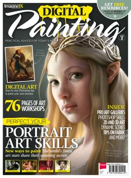 Digital Painting Volume 2 by ClaireHowlett