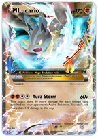 M-Lucario - VS2UTW COMPETITION ENTRY by Blui129