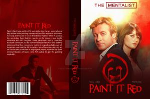 The Mentalist - Paint it red book cover by artistamroashry