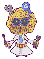 Heimerdinger the Revered Inventor by prochyprochy