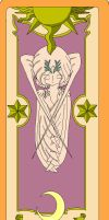 Clow Card Series - Windy by Kat11120